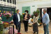 La Comunidad acerca a Puerto Lumbreras su campaña de promoción para impulsar el consumo de flor cortada y ornamental
