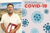 Saorín: 'Hay que reducir el contacto social ante el elevado número de contagios por coronavirus'