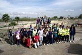 Un día de participación vecinal para mejorar el entorno de La Estación de Beniaján