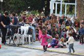 El festival alSur reúne a cientos de personas en el Floridablanca con un concierto de Bosco, una exposición de fotografía y talleres