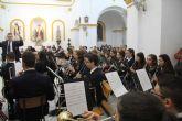 Misa amenizada por la Banda Municipal de Música en honor a Santa Cecilia