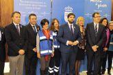 El Grupo de Emergencia Psicosocial Alcantarilla (GEPSA) del Servicio de Protección Civil recibió un premio