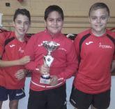 Éxito del Club Totana TM en los Campeonatos Autonómicos por Equipos