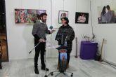 Entregados los premios de los certámenes de dibujo, pintura y escultura además del concurso de relatos hiperbreves con el tema de la violencia de género