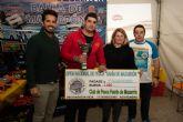 Pedro Jos� Navarro del Club Todomar de Elche logr� el primer premio en el XIV Open de Pesca Bah�a de Mazarr�n