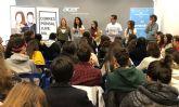 Los institutos torreños participan en la 12ª edición del programa de corresponsales juveniles