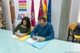 La Asociación Murciana de Rehabilitación Psicosocial renueva el convenio de colaboración con la ADLE