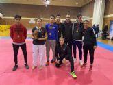El Club Taekwondo Mazarrón obtiene 7 medallas en el campeonato regional de Torre Pacheco