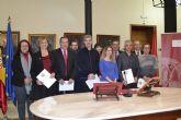 Personal funcionario de la Universidad de Murcia toma hoy posesión de sus plazas.
