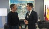 El Ayuntamiento renueva su colaboración con el grupo de teatro San Javier
