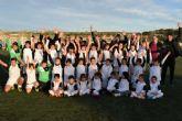 Fundación Real Madrid, Ayuntamiento y Aqualia continúan su proyecto sociodeportivo por séptimo año