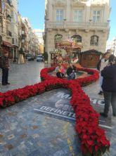 Protesta del Colectivo GALACTYCO en el Día Mundial del Sida