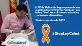 El PP de Molina de Segura presenta una moción para eliminar los 'ataques' que la Ley Celaá hace al sistema educativo, y proponer alternativas
