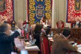 El Ayuntamiento muestra su apoyo unánime a las personas con SIDA