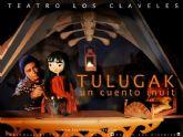 Teatro de titeres en el Centro Cultural Ramon Alonso Luzzy para celebrar la Navidad