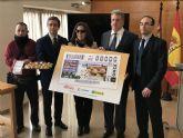 Los cordiales murcianos protagonizan el primer cupón de la ONCE de 2018