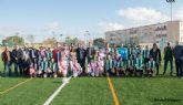 El Club EF Esperanza celebra medio siglo de historia con la inauguracion de la reforma del Lopez Belmonte