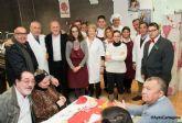 Los comedores sociales de Cartagena abrieron sus puertas en Nochebuena
