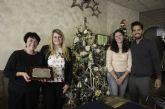 El ayuntamiento reconoce a los locales ganadores de las rutas de la tapa del Milagro y La Pur�sima