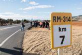 Inaugurada la carretera RM-314 que une Los Belones con Portman
