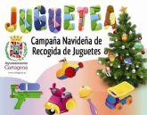 El Ayuntamiento clausura su campaña de recogida de juguetes