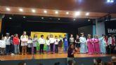 El grupo de teatro del CEIP Infanta Leonor escenifica en Murcia su obra de navidad