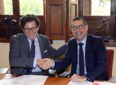 La Universidad de Murcia y el TSJ firman un convenio para colaborar en investigación y transferencia de conocimiento en RSC