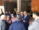 Los vecinos de Espinardo estrenarán Centro de Mayores en abril de 2020 en la Calle Mayor
