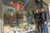 El comercio Ecobío Tu Herbolario gana la octava edición del concurso de escaparates navideños