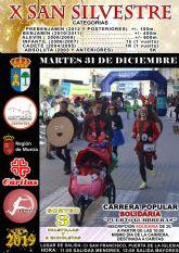 Puerto Lumbreras despedirá el año con campanadas infantiles y la X carrera solidaria San Silvestre