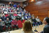 Encuentro del Alcalde con los presidentes de los 76 centros de mayores del municipio