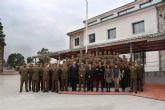 La UCAM imparte inglés al Regimiento de Artillería Antiaérea 73 para sus misiones internacionales
