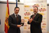 Rafael Fuertes recoge la Medalla de la Real Orden del M�rito Deportivo