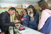Cerca de 700 alumnos del IES Rambla de Nogalte celebran Santo Tomás de Aquino con una veintena de actividades