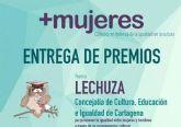 La Concejalia de Cultura recibe el Premio Lechuza por su lucha por la Igualdad