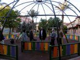 El Ayuntamiento realizará distintas mejoras en la plaza José María Párraga y en el Jardín de la Avenida de la Paz de El Palmar
