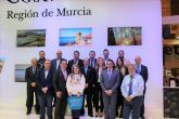 Alcantarilla en FITUR 2019, en el stand Costa Cálida de la Región de Murcia, con 'Alcantarilla, donde la huerta nace'