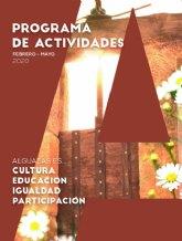 Presentación de la Programación de Actividades febrero-mayo 2020
