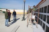 Terminan las obras de ampliación del Cementerio municipal de San Damián