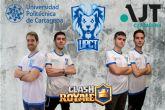 El equipo de Clash Royale del UPCT Esports gana la conferencia sur y se clasifica para la final universitaria
