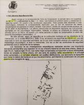 La Coordinadora del Molinete denuncia que la protección del yacimiento dependa de una voluntad política que no hay