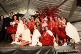 Salsalá obtiene el primer premio en el desfile de carnaval de peñas locales