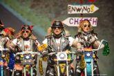 Las Chochonis triunfan a todo gas en el concurso de chirigotas