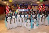 Los mayores cartageneros se diviertieron en su fiesta de carnaval