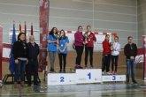 El IES Prado Mayor consigue el primer puesto en la final regional de bádminton de Deporte Escolar, celebrada en Cartagena