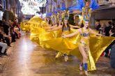 El desfile del carnaval hizo vibrar a Cartagena en el fin de semana grande