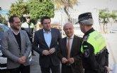 Comunidad y Ayuntamiento de Alcantarilla mejoran los servicios de atención al ciudadano de la Policía Local