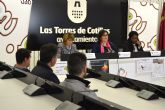 Las Torres de Cotillas se prepara para celebrar el 8 marzo por todo lo alto