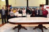 UMU rindió homenaje a las 5 estudiantes premio nacional fin de carrera