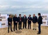 Cartagena contará con tres puntos de acceso para embarcaciones de recreo en playas que eliminarán los fondeos irregulares